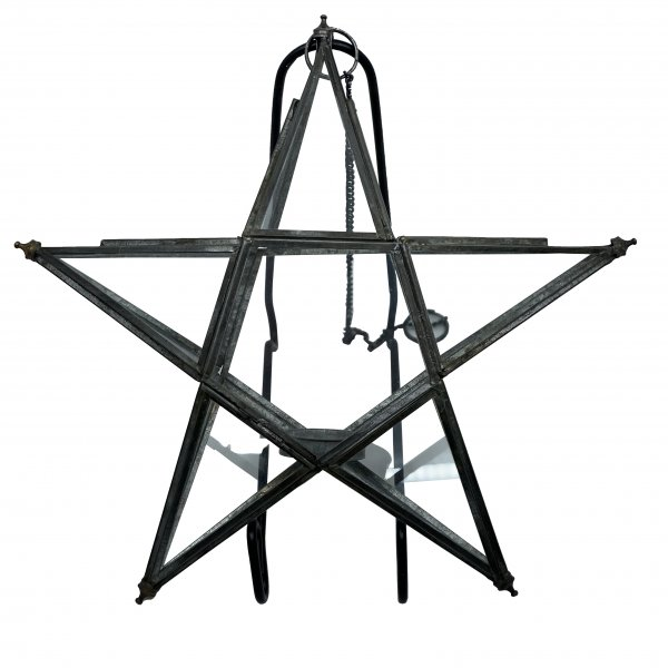 Private: Star Candle Holder Suspension