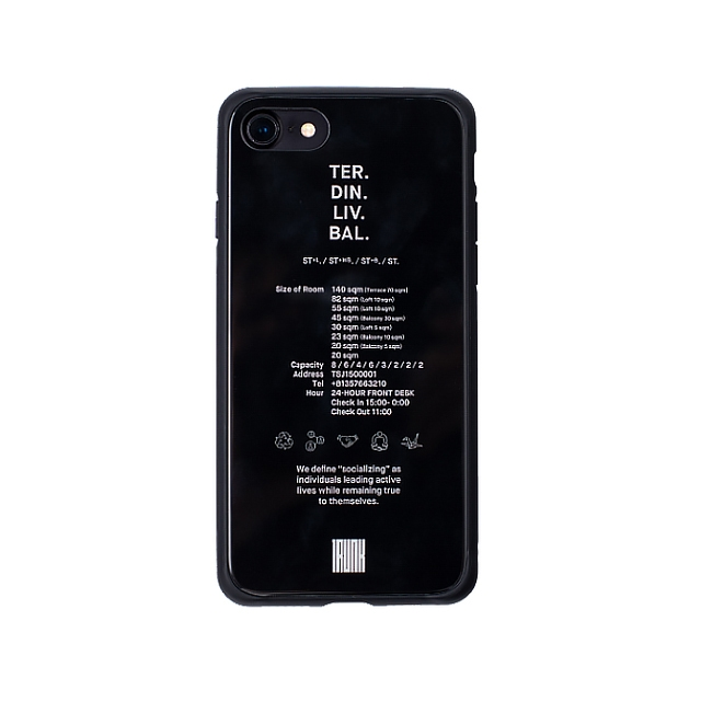 iPhone Case by Trunk(Hotel)