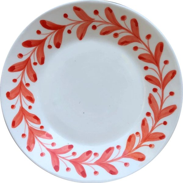 Private: Anna Coral Dinner Plate