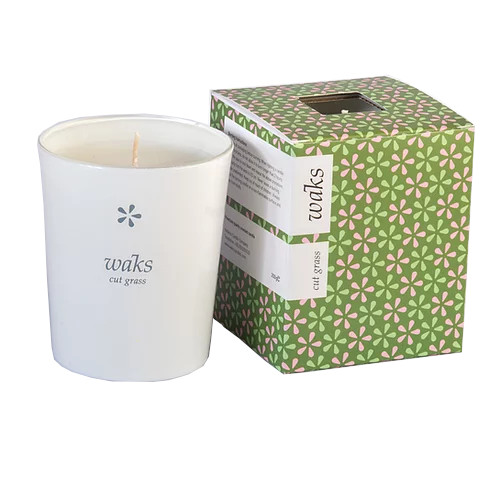 Cut Grass Scented Candle