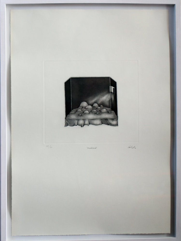 Limited Edition Etching by Adeline De Monseignat