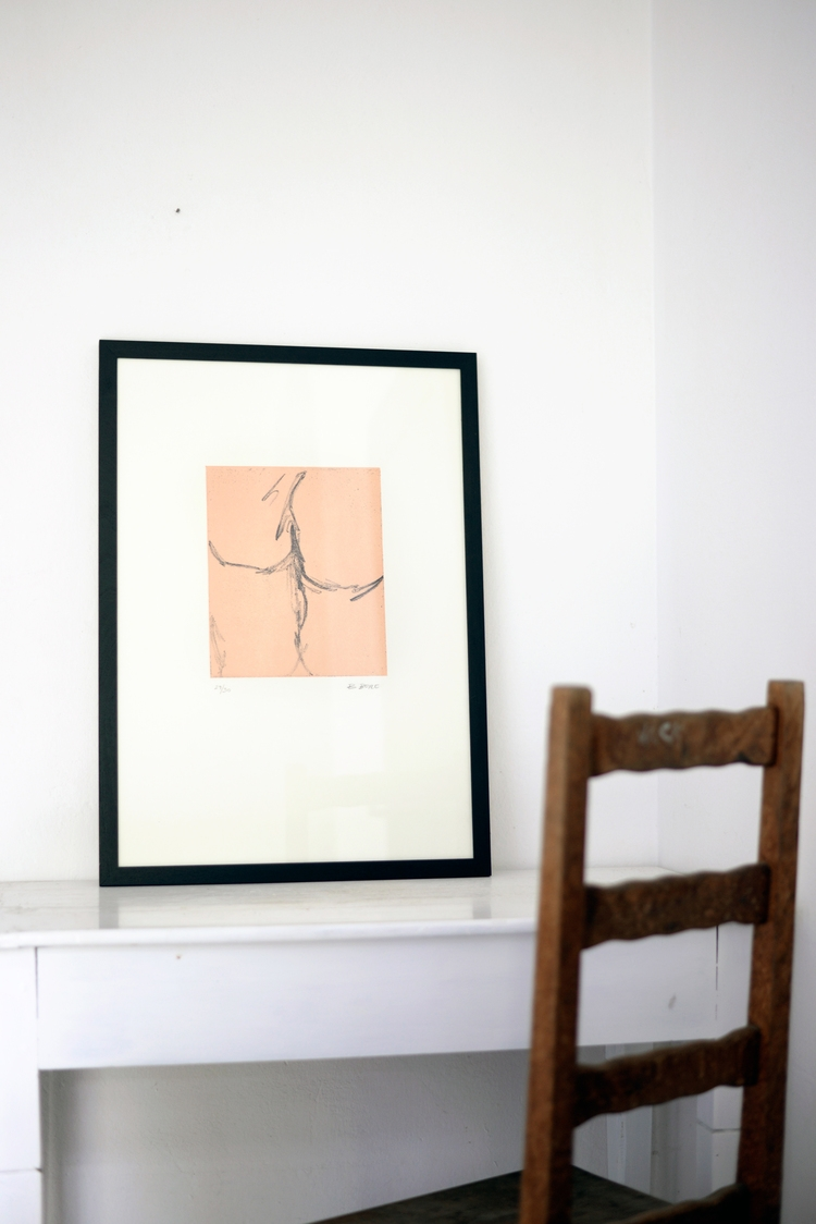 Limited Edition Etching by Beatrice Boyle
