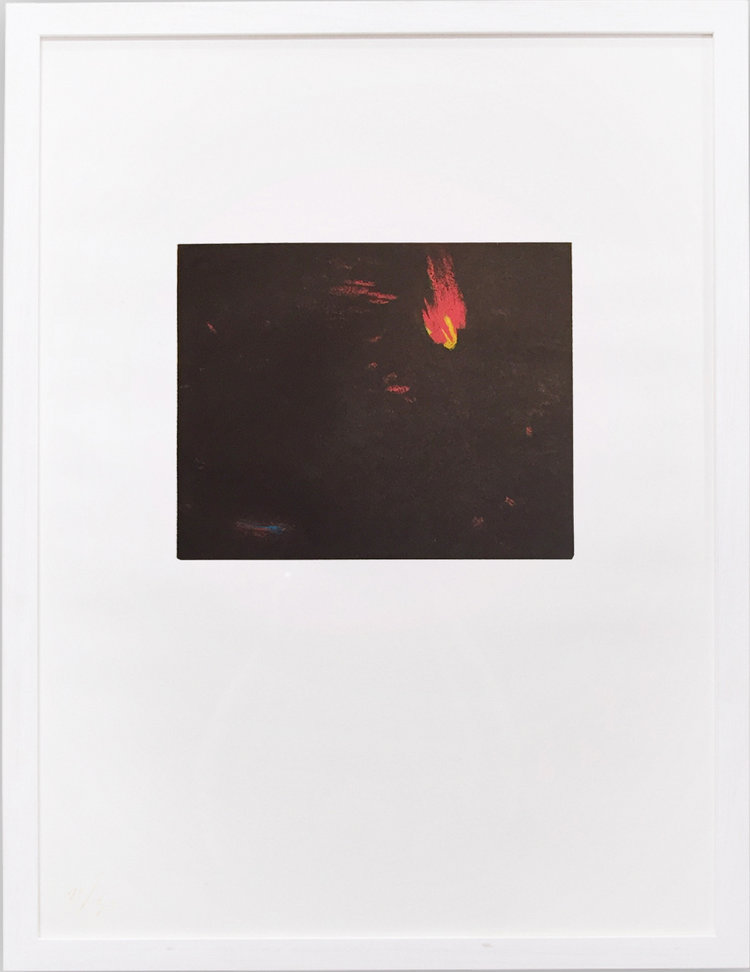 Limited Edition Etching by Celia Hempton
