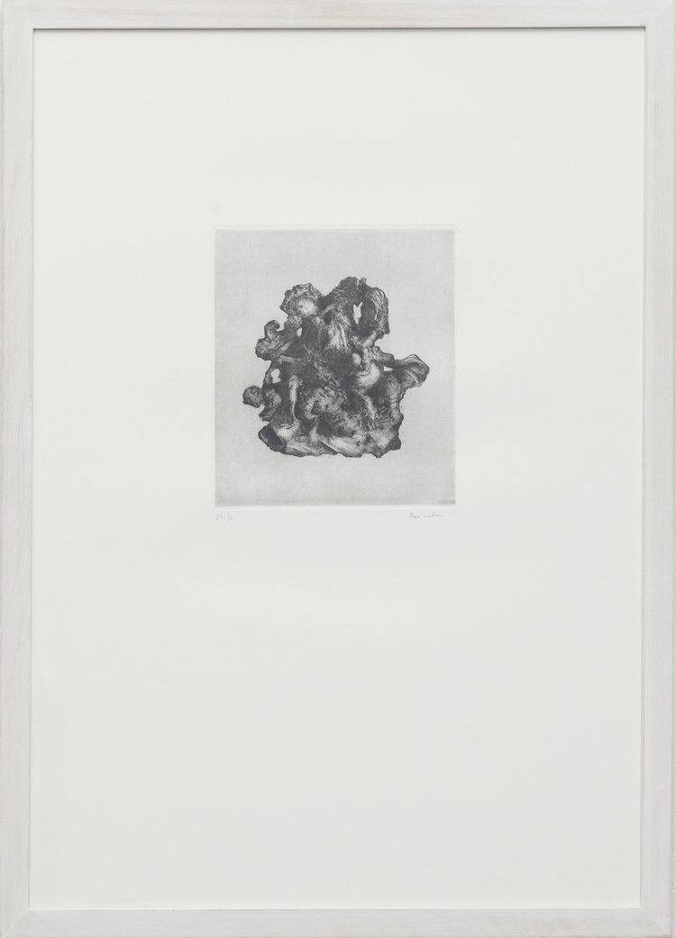 Limited Edition Etching by Hugo Wilson