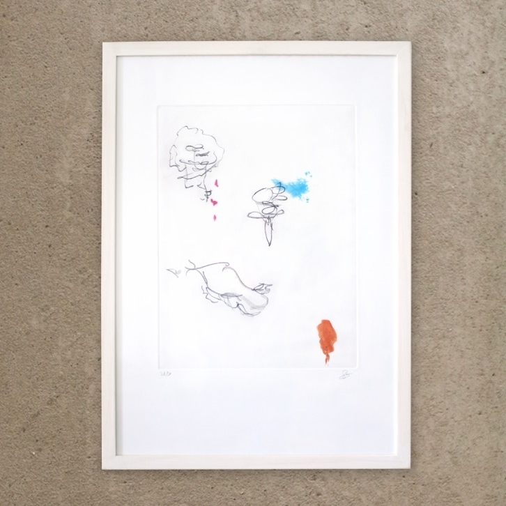 Limited Edition Etching by Shaun Mcdowell
