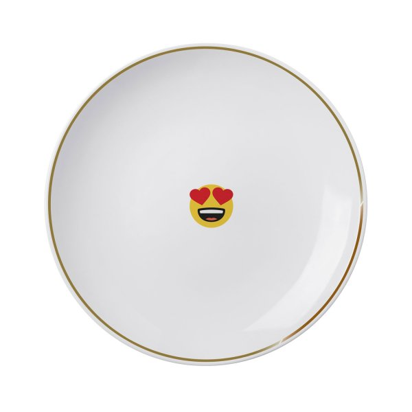 Beefbar Starter Plate Smiling Face with Hearteyes Emoji