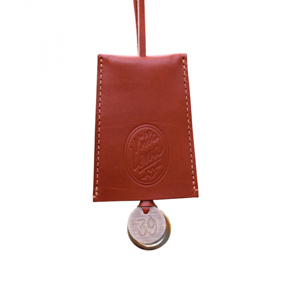 Villa Lena Leather Key Holder