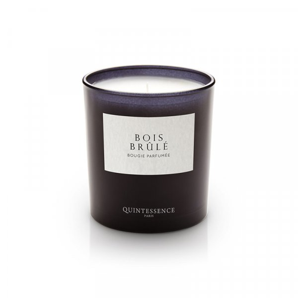 Burnt Wood Scented Candle