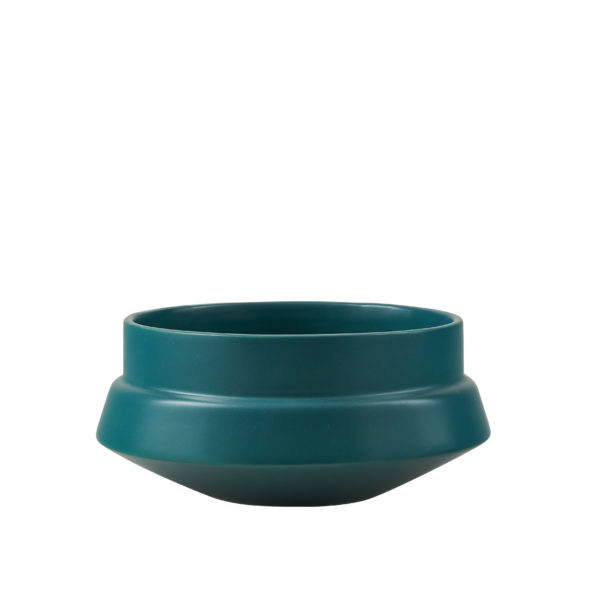Matt Green Ceramic Bowl