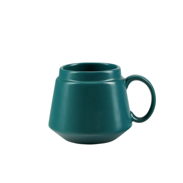 Matt Green Ceramic Mug