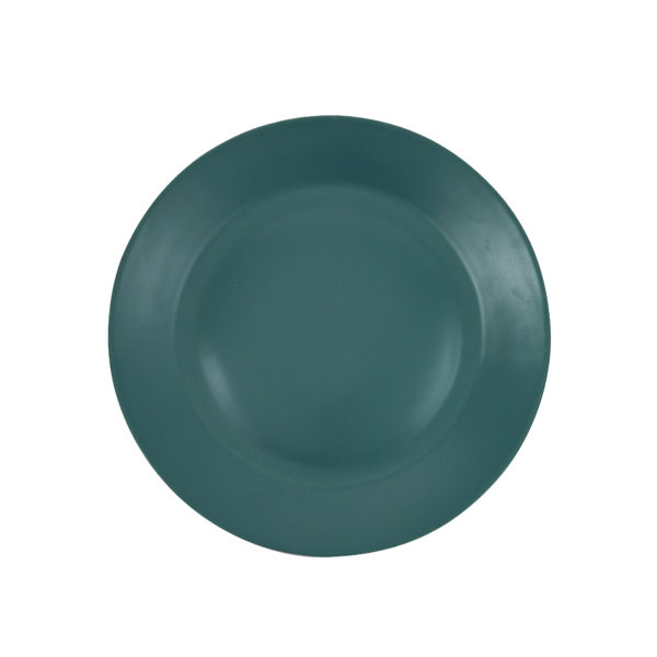Matt Green Ceramic Side Plate