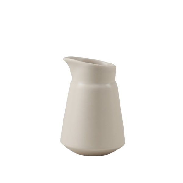 Matt Grey Ceramic Milk Jug