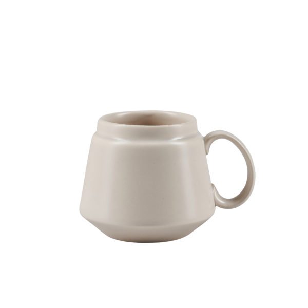 Matt Grey Ceramic Mug
