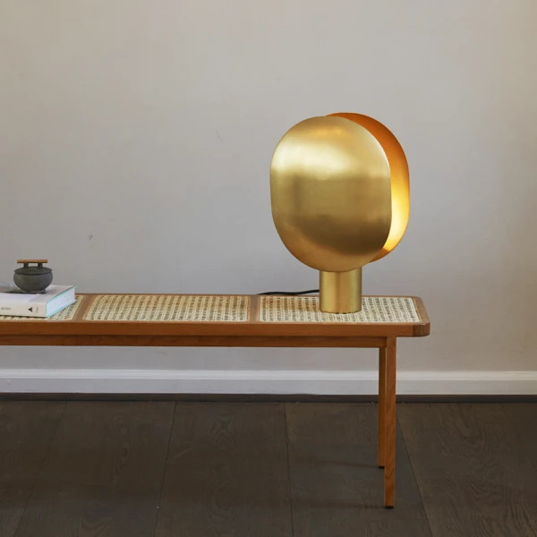 Clam Table Lamp