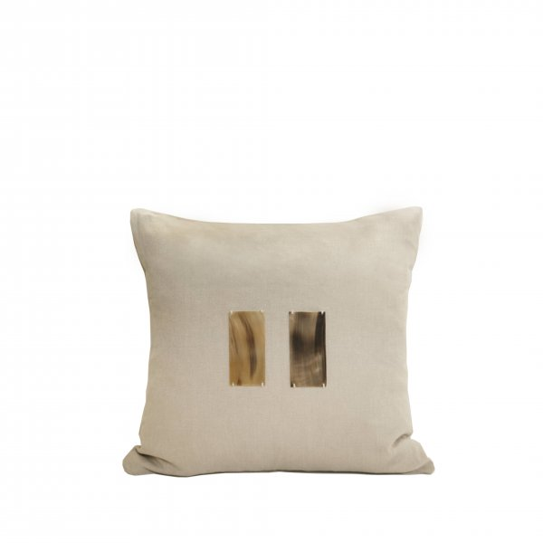 Pampa Linen Cushion – Natural