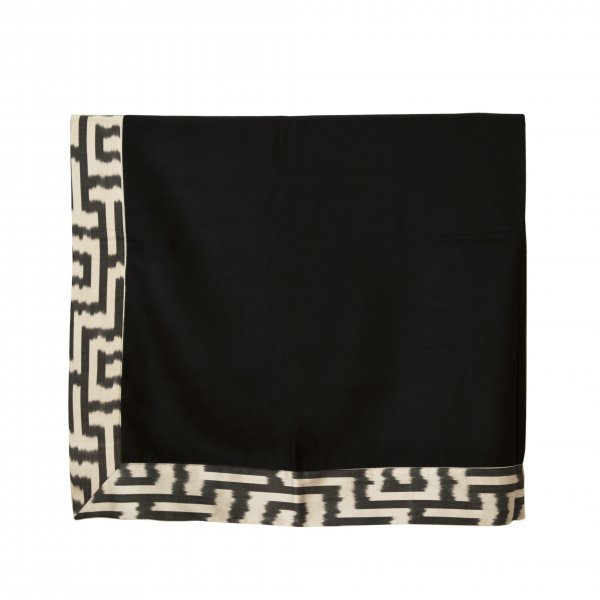 Tashkent Baby Alpaca Throw – Art Deco