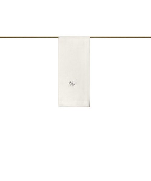 Mano Guest Towel Ivory