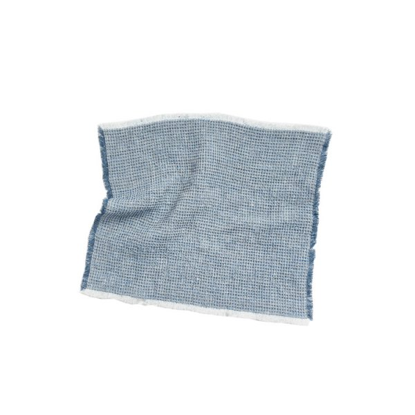 """Montecatini""  Blue Hand Towel"