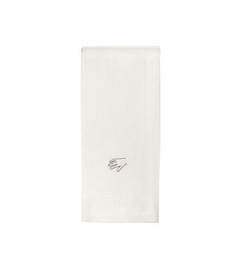 Mano Ivory Guest Towel