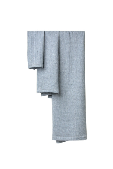 """Montecatini"" Blue Guest Towel"