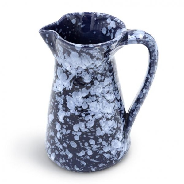 Carolina Irving and Daughters Small Modern Milk Jug Splatter
