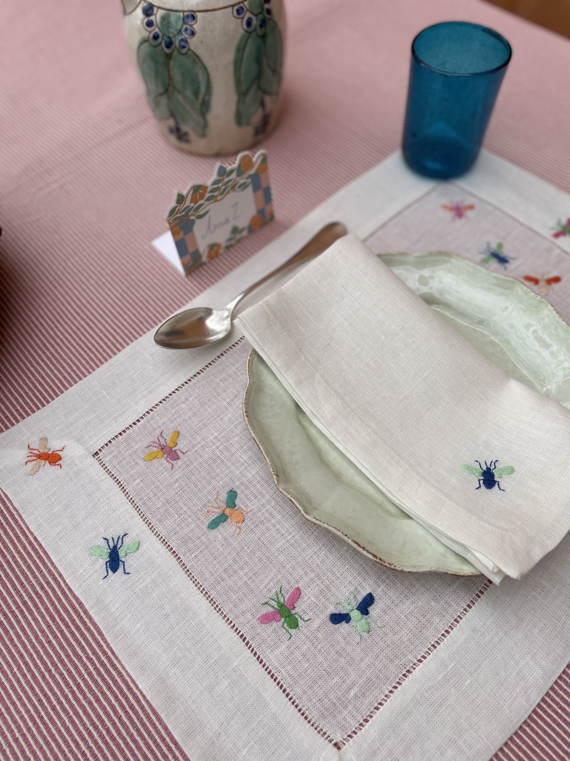 Bees Placemat