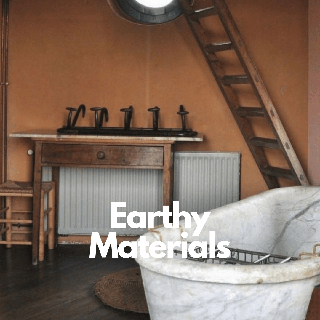 Earthy Materials