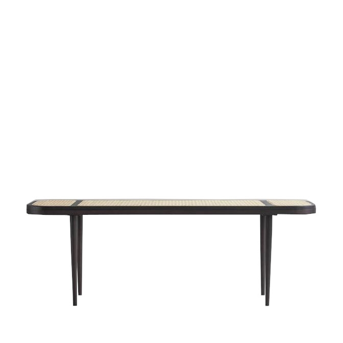 Hako Bench – Burned Black