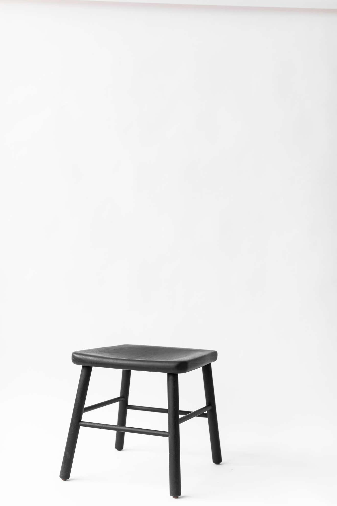 1784 Collection Wooden Stool