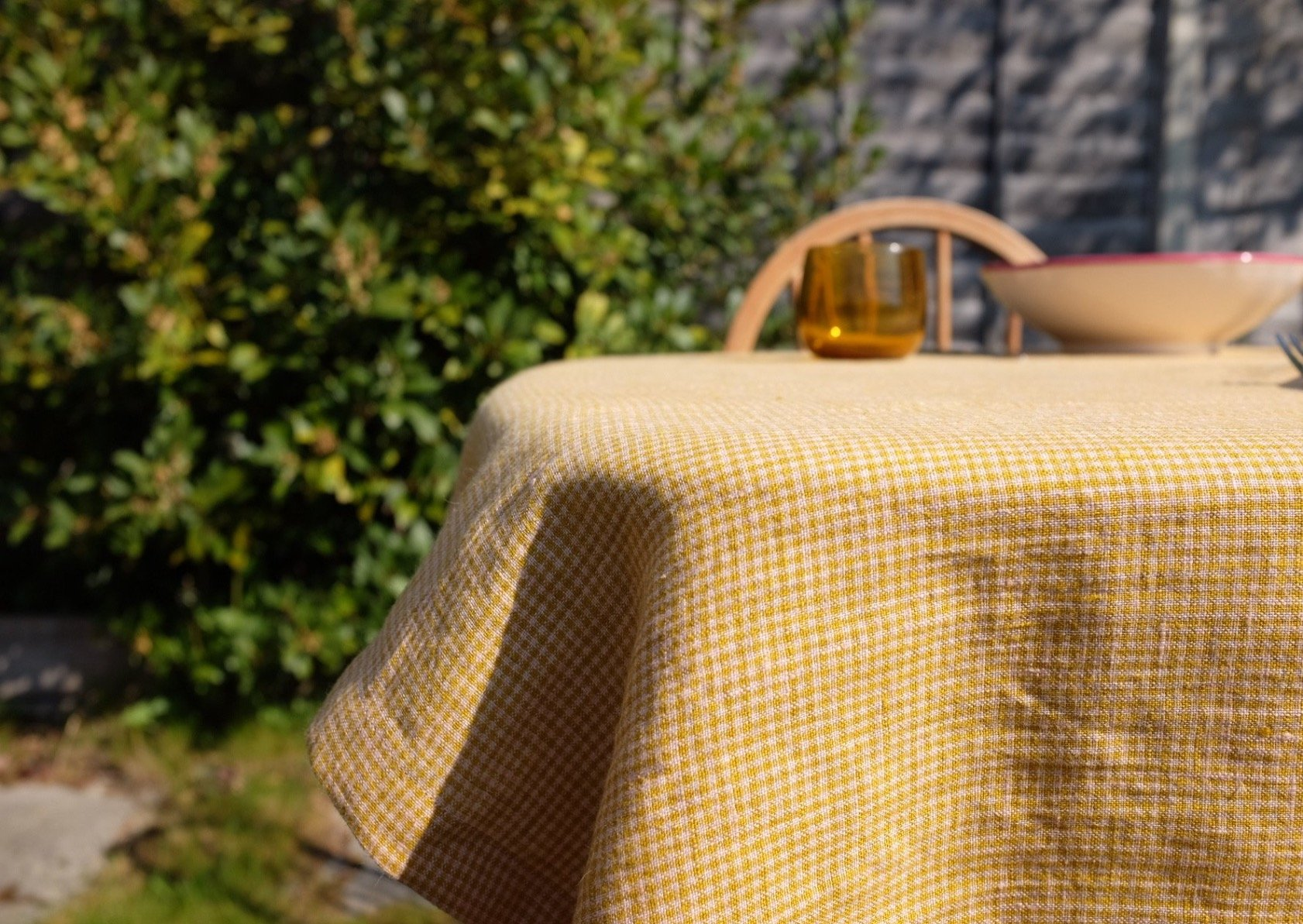 Linen Tablecloth – Issey