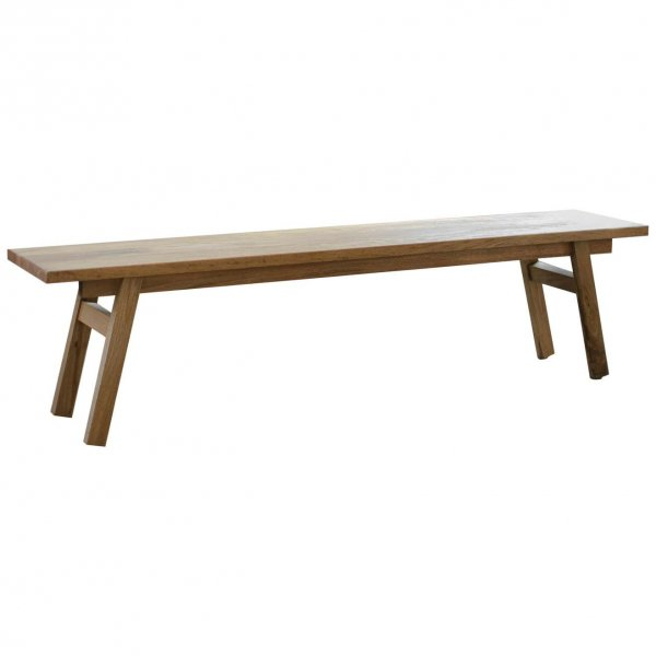 U Collection Wooden Bench