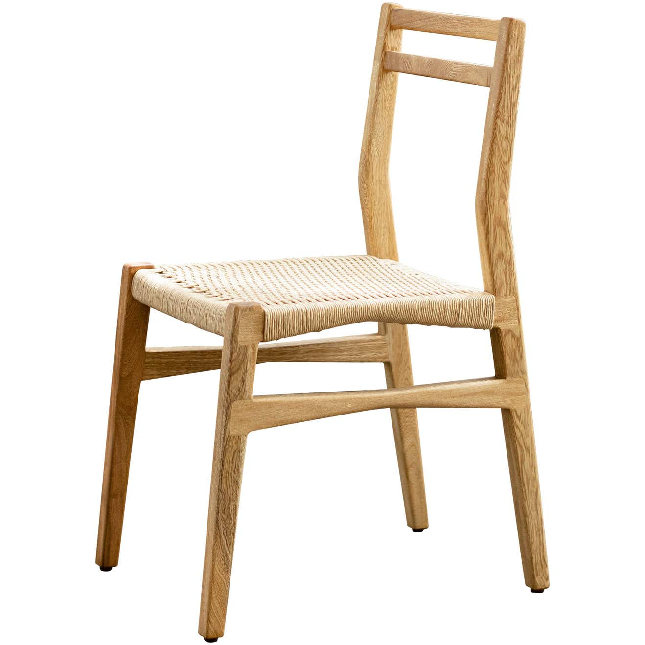 Wooden Chair C Collection Without Armrest