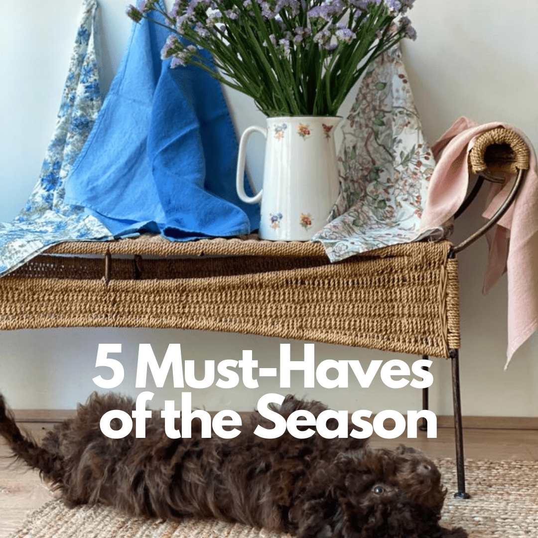5 Must-Haves of the Season