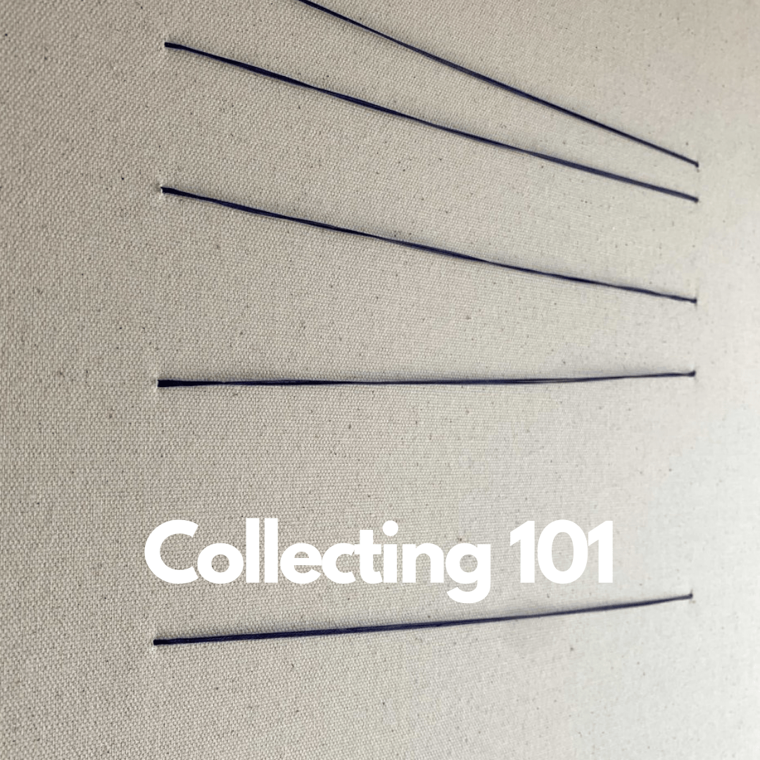 Collecting 101