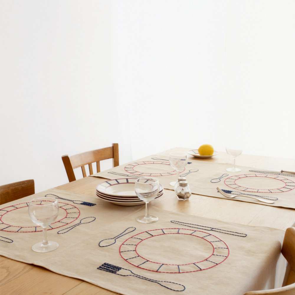 Assiettes Béarn (Double Placemats)
